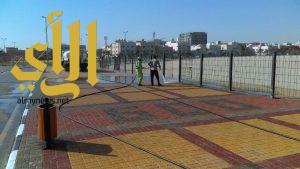 أمانة الشرقية تنهي التجهيزات الخاصة لمصليات عيد الاضحى المبارك