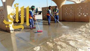 بلدية الظهران تنهي استعداداتها لعيد الأضحى المبارك