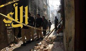 16 قتيلاً في هجوم انتحاري أمام مسجد في باكستان