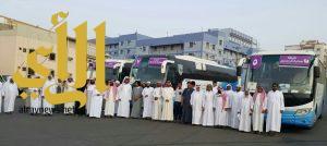 جمعية البر بأبها تسير حملة هذا العام بـ 144 حاجاً وجاجة