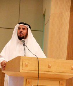 مدير جامعة الباحة يتفقد سيَر بداية العام الدراسي بالمدينة الجامعة