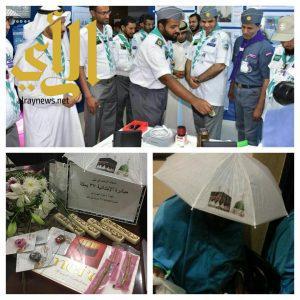 مدير تعليم مكة.. متطوعي مكة نموذج يُفتخر به وخدمة الحاج شرف لنا