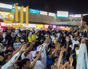 مهرجان أبها للتسوق يختتم الفعالية الأضخم في عسير