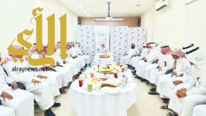 فرع وزارة العمل والتنمية الاجتماعية بمنطقة نجران يعايد منسوبيه