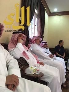 مدير عام الهلال الأحمر بالجوف يعزي السرحاني بوفاة جدة