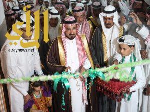 وكيل إمارة الباحة يرعى حفل أهالي محافظة المندق