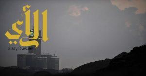 مدني العاصمة المقدسة ينبه عن احتمال هبوب رياح نشطة وانتشار للسحب الرعدية