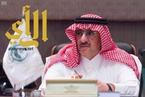 ولي العهد يدشن مشروع شبكة الألياف البصرية لـ «الداخلية» في الرياض والمشاعر