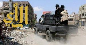 الجيش اليمني يحرر ثلاثة مواقع بمديرة خب والشعب في الجوف من الميليشيا الانقلابية