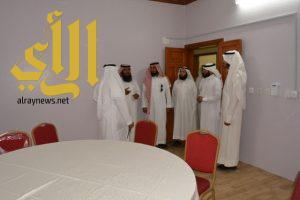 """جمعية البر الخيرية بوادي بن هشبل تستقبل وفد من مؤسسة """"السبيعي"""" و """"المشورة الاحترافية"""""""