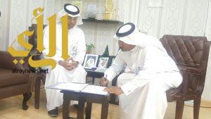 مستشفى محايل والجمعية السعودية للتربية الخاصة يوقعان عقد شراكة مجتمعية