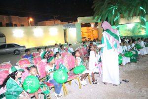 لجنة التنمية الإجتماعية في نزوى تحتفي باليوم الوطني الــ 86 للمملكة
