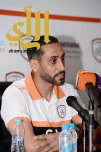 سامي الجابر: نلعب أمام الأهلي بطل الدوري لإثبات الذات والعودة للنتائج الإيجابية