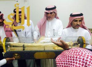 """""""الوعلة """" يحتفلون بعودة الشيخ سلطان بن بطيحان من رحلته العلاجية"""