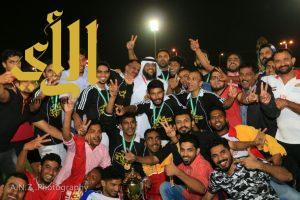 تنمية طريب تنظم بطولة كرة القدم للجالية الهندية