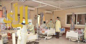 """""""الصحة"""" تجهيز قافلة تصعيد الحجاج المرضى إلى مشعر عرفات"""