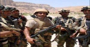 مقتل عقيد في حرس المخلوع ومرافقيه بصعدة