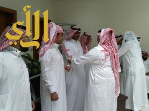 رئيس بلدية أحد رفيدة : نبارك لقيادتنا الرشيدة بنجاح موسم الحج