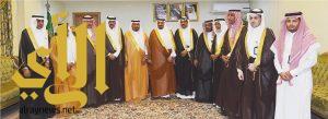 سمو أمير منطقة نجران يستقبل رئيس وأعضاء غرفة نجران