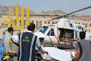 """""""الصحة"""" تقدم الخدمات الصحية لأكثر من 281 الف حاج"""