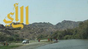 حملة تنظيف لوادي عياء السياحي الاثري