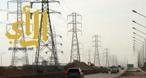 كهرباء تبوك تصل لأكثر من 207 من القرى والهجر في المنطقة