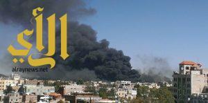 قيادة التحالف : ارتفاع حالات خرق وقف إطلاق النار من قبل المليشيات الحوثية