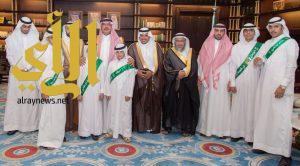 أمير الباحة يستقبل مدراء المعاهد العلمية بالمنطقة