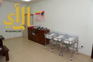 الصحة تنشئ مجمع خدمات حديثي الولادة بمستشفى النساء والولادة والأطفال بالجوف