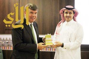 القنصل الأمريكي : عاصمة السياحة العربية تقع بمنطقة ضاربة في عمق التاريخ