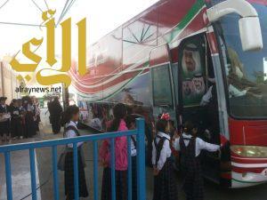 أكثر من 180 طالبة تطلع على المعرض التثقيفي للهلال الأحمر بالمنطقة الشرقية