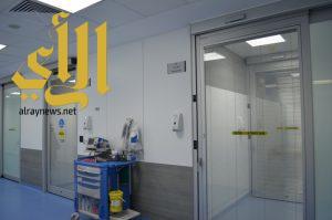 الصحة : بدء تشغيل المرحلة الأولى للعناية المركزة بمستشفى الملك خالد بحائل