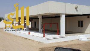 بلدية مليجة تستعد لموسم الإمطار