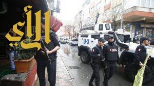 انتحاريان يفجران نفسيهما في أنقرة