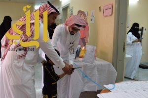 تشغيل عيادة التغذية بمركز صحي حي الموظفين بأبها
