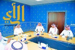 اللجنة الصحية تعقد إجتماعها الاول للدورة الجديدة