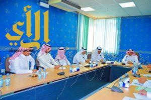 اللجنة التجارية تعقد إجتماعها الاول للدورة الجديدة