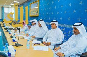 اللجنة السياحية تعقد إجتماعها الاول للدورة الجديدة بغرفة نجران