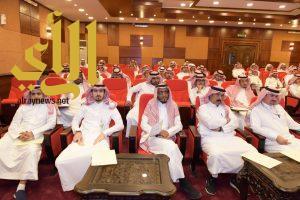 عقد لقاء وورشة عمل لفريق التعاملات الإلكترونية بصحة عسير