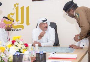 أمير منطقة الباحة يؤكد أهمية تنفيذ مشروعات الطرق في المنطقة في أوقاتها المحددة