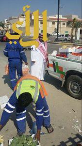 بلدية الظهران تغلق ٤٨ منشأة وتوجيه أكثر من ١٨١١ إنذار ومخالفة خلال عام