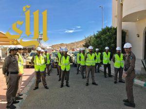 مدني الباحة: يطلق حملة السلامة للكشف على الفنادق والشقق السكنية