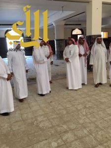 محافظ القرى جامع ومجمع نخال من أبرز معالم الباحة