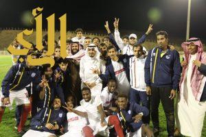 نادي قلوة ممثلا لمنطقة الباحة في كأس خادم الحرمين الشريفين