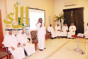 """عقد لقاءات لرواد النشاط بتعليم مكة وملتقى """" رسل السلام الكشفي 1″"""
