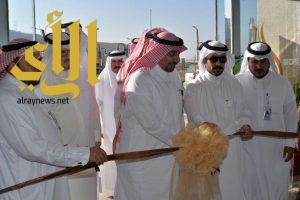 أمين منطقة عسير : مبنى بلدية بللحمر صرح متكامل لخدمة المواطن