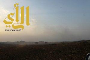 """دخان النفايات يحاصر سكان """"الأخشن"""" ويهدد صحتهم"""