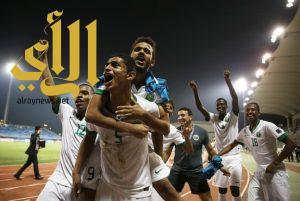 عبدالله بن مساعد يهنئ المنتخب السعودي للشباب ببلوغ النهائي