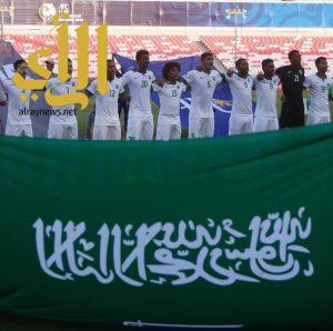 الأخضر الشاب يقصي إيران ويتأهل لنهائي كأس آسيا