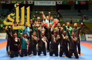 المالكي والخليفة بطلا الدوري العالمي لعام 2016